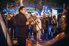 Nuit Blanche 2017 (Viv Lynch) Tags: 2017 canada downtown event nuitblanche ontario toronto art culture party protest activism streetphotography firstnations indigenous rights humanrights revolution indigenousrights landrights environment installation history industry industrialization lifeonneebahgeezis
