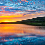A Sunset In Iceland thumbnail