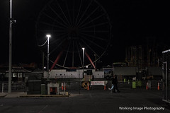 Wine on the Beach (Working Image Photography) Tags: beach boardwalk oceancity night ferriswheel parkinglot amusements streetlights