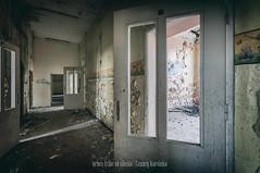 "Abandoned hospital ""R"" (October 9 / Urbex Tribe of Silesia) Tags: urbex abandoned hospital poland decay forgotten nikon d300 d800 architecture opuszczone zapomniany"