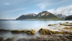 Rocks (cedric.chiodini) Tags: roches rocks eau water lac lake annecy hautesavoie