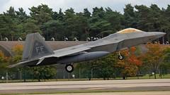 08-4171/FF  F-22A RAPTOR (MANX NORTON) Tags: f22 raptor f35 lightning f15 eagle f16 falcon raf lakenheath