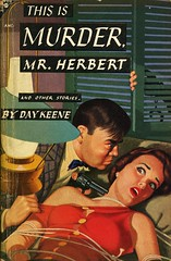 Avon Books 159 - Day Keene - This is Murder, Mr. Herbert (swallace99) Tags: avonbooks vintage 40s murder mystery paperback anncantor bondage