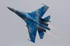 Sukhoi Su-27 Flanker Blue 58 193-1 (cwoodend..........Thanks) Tags: 2017 july2017 riat2017 royalinternationalairtatoo raffairford fairford totterdown ukrainian tacticalaviationbrigade sukoi flanker blue58 58 831sttacticalaviationbrigade su27 sukhoisu27 sukhoisu27flanker su27flanker