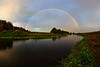 Rainbow River (Yorkshire Pics) Tags: rainbow 1110 11102017 11thoctober 11thoctober2017 weather river doncaster