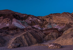 California - Artists Palette (tom_stromer) Tags: california artists palette death valley national park nikon d7200 colourful minerals sunset breath taking landscapes