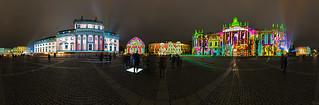Bebelplatz 360° - Festival of Lights Berlin