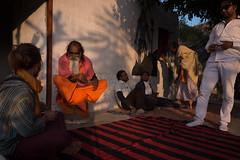 Rajasthan - Pushkar - Outskirts Holy Man