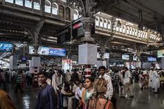 Mumbai - Bombay -Chhatrapati Shivaji Terminus-5