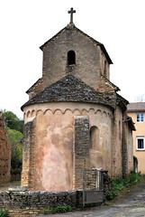 église Saint-Nizier de Burnand (71) (odile.cognard.guinot) Tags: églisesaintnizier 11esiècle saôneetloire bourgognefranchecomté bourgogne burnand