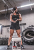 Strongman Athlete (charmainesenaphotography) Tags: strength conditioning dungeon fitness strongman powerlifting sports photography action shot actionshot weightlifting athlete nutrition wellness