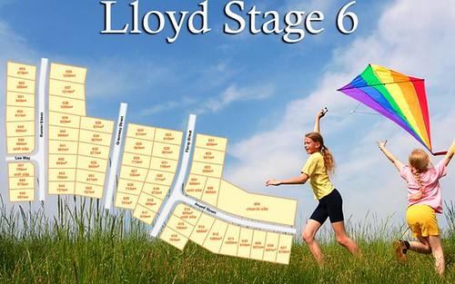 Lloyd Stage 6, Lloyd NSW 2650