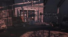 Bump in the Night (Hard Knot Life | SL Bloggers) Tags: fancydecor salem drd shadowbox