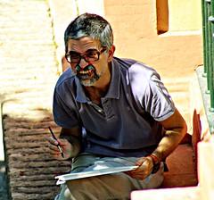Máxima concentración (portalealba) Tags: sevilla andalucía españa spain people portalealba canon eos1300d