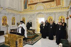 17. Заседание Священного Синода РПЦ от 6 октября 2017 г