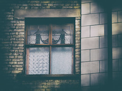 Art-Deco Derelict Cinema Window (davepickettphotographer) Tags: cambridgeshire cambridge cityofcambridge artdeco derelict cinema film house deserted ruined ruin hobsonstreet uk
