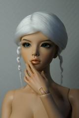 Wig for Iplehouse SID Mari (jeanette.elfving) Tags: bjd iplehouse bjdwig wig