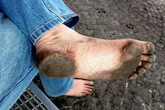 dirty city feet 031 (dirtyfeet6811) Tags: feet sole barefoot dirtyfeet dirtyfoot dirtysole blacksole cityfeet