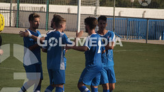 Club La Vall 1-2 Almenara Atlètic (21/10/2017), Jorge Sastriques