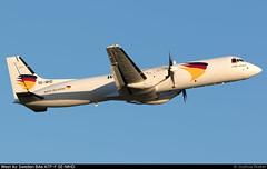 West Air Sweden BAe ATP-F SE-MHD @ EGNS / Isle of Man Airport (Joshua_Risker) Tags: airport isle man egns iom planespotting aviation west atlantic air sweden swn521 bae british aerospace atp atpf semhd