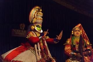 Kathakali Sringara