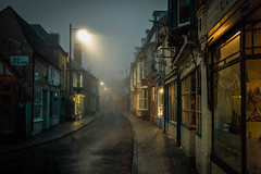 harbour the street....Whitstable (stocks photography.) Tags: michaelmarsh leica whitstable harbourstreet leicam9p kent coast photographer photography mist atmospheric cinematic leicam9