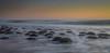 After the Sun Set (dezzouk) Tags: bowlingballbeach california schoonergulch sunset