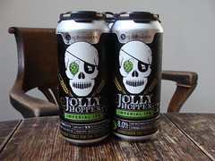 Jolly Hopper (knightbefore_99) Tags: can beer pivo cerveza tasty hops malt best jolly hopper victoria island pirate craft cool awesome west coast