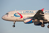 Airbus A320 Ural Airlines VP-BFZ MSN 735 (Guillaume Besnard Aviation Photography) Tags: lebl bcn barcelona barcelonaelprat barcelonaairport barcelonaaeroport barcelonaaeropuerto canoneos canonef500f4lisusm canoneos1dsmarkiii airbusa320 uralairlines vpbfz msn735 cn735 airbus a320