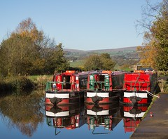 Reedley Marina, Burnley (Neil M Cross) Tags: