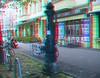 öffentliche Wasserpumpe, Berlin-Friedrichshain (rolfmarquardt) Tags: anaglyph 3d stereo rotgrün rotcyan berlin pumpe wasserpumpe friedrichshain berlinfriedrichshain