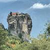 monastery pinnacle top (garybill) Tags: greece meteora kastraki kalambaka