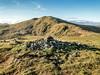 The summit of An Sgorr looking to Carn Gorm (David McSporran) Tags: carngorm meallgarbh carnmairg meallnaaighean glenlyon northchesthillestate munro munros scottishhighlands scotland scottishmountains hillwalking