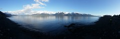 Seward waterfront panorama (steve_scordino) Tags: seward alaska panorama