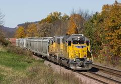 LTA-42 (THE Woodtick) Tags: sd40n sd402 canadianpacific unionpacific minnesota exmilwaukeeroad exsooline donehower