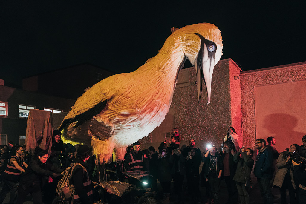 MACNAS HALLOWEEN PARADE IN DUBLIN ON MONDAY 30 OCTOBER [BRAM STOKER FESTIVAL IN DUBLIN ]-133683