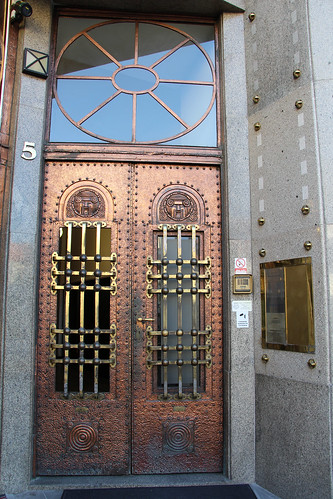 Bratislava - Palác Uhorskej eskontnej a zmenárenskej banky