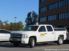 J.B. Hunt Corporate Security Chevrolet Silverado pickup (Michael Cereghino (Avsfan118)) Tags: silverado jb hunt corporate security chevrolet pickup truck transport transportation
