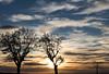 Tramonto Assisi (Mancio85) Tags: assisi umbria sky cielo landscape paesaggio italia italy canon 80d