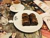 Chocolate Baklava at Hafiz Mustafa in Istanbul (fourfridays) Tags: baklava chocolate