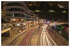 Torquay Seafront at night (simondayuk) Tags: torquay devon night seafront nikon d5300 kitlens