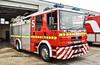 Manston Airport Fire & Rescue Dennis Sabre P74 HHP (policest1100) Tags: manston airport fire rescue dennis sabre p74 hhp