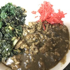 045 (theminty) Tags: cooking curry japanesecurry kale spinach theminty themintycom
