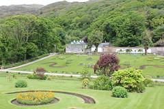 IMG_3231 (avsfan1321) Tags: kylemoreabbey ireland countygalway connemara green garden