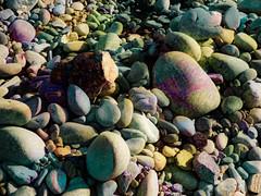 Scattered Light (Steve Taylor (Photography)) Tags: art digital stone pebble rock newzealand nz southisland canterbury christchurch cbd city surreal