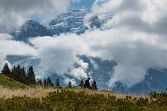 Mountain Lunch (David Thyberg) Tags: alpes france chamonix 2017 leshouches