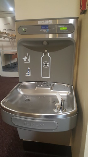Water Bottle Filling Stations at SCA
