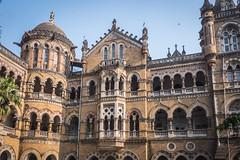 Mumbai - Bombay -Chhatrapati Shivaji Terminus-10