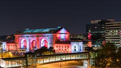 Union Station by night, Kansas City (Jump83) Tags: