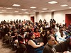 REPRESENT at NYCC 2017 (artisticfreedom) Tags: newyorkcomiccon nycc nycc2017 nyc comics marvel syfy themagicians dust gunpowderandsky film television sciencefiction scifi poc peopleofcolor diversity inclusion panel panelists actor director writer producer author afrofuturism latinx asianamerican asian futurism futurist